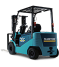 Electric Forklift, Battery Forklift (Counter Type)