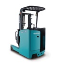 Electric Forklift, Battery Forklift (Reach Type)