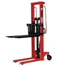 ELECTRIC LIFT STACKER