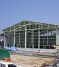 CONSTRUCTION การก่อสร้างคลังสินค้าและโรงงาน
