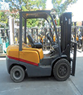Used forklifts, Second hand forklift