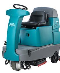 T7 Ride-On Floor Scrubber