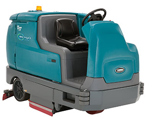 T17 Battery-Powered Rider Scrubber