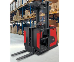 Order Picker Linde – Electric Medium-Level Order Picker (5021 Series)