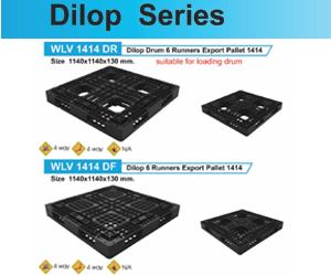 Oneway & Export Pallets Dilop Series