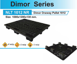 Oneway & Export Pallets Dimor Series
