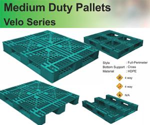 Medium Duty Pallets Velo Series