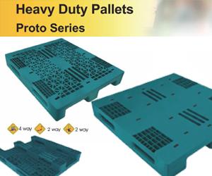 Heavy Duty Pallets Proto Series