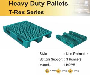 Heavy Duty Pallets T-Rex Series