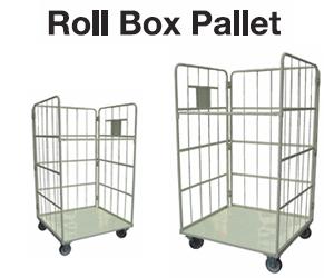 Roll Box Pallet