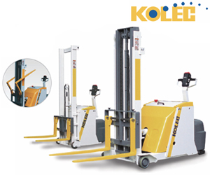 KOLEC Electric Stacker FX Series