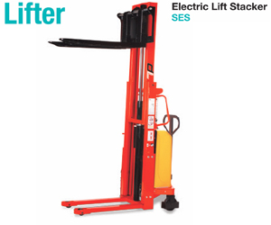Lifter Electric Lift Stacker