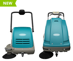 S6 / S7 Walk-Behind Battery Sweepers