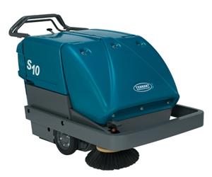 S10 Industrial Walk-Behind Sweeper