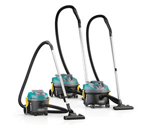 V-CAN-10 / V-CAN-12 / V-CAN-16 Dry Canister Vacuums