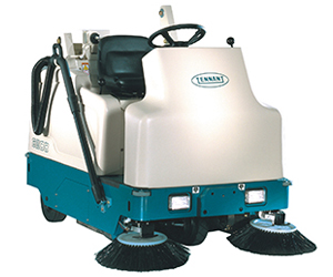 6200 Compact Rider Sweeper (Discontinued)